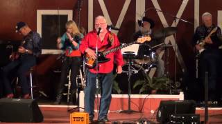 Jimmie Barnes sings Louisiana Saturday Night Gladewater Opry