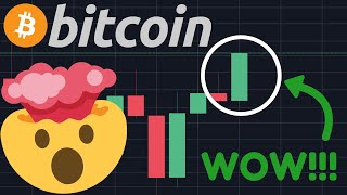 CONFIRMED!!! MOST BULLISH BITCOIN MONTHLY CANDLE SINCE $20,000!!! 100x BULL RUN NOW!!!