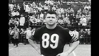 1963 Chicago Bears Season and NFL Championship Game Highlights