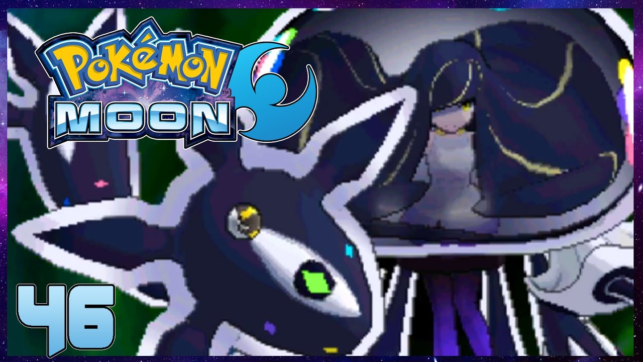 Pokemon Moon Part 46 ULTRA SPACE LUSAMINE BOSS BATTLE ! Gameplay ...