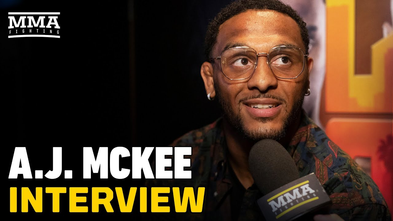 AJ McKee Explains Why Patricio Pitbull Is His Easiest' Fight, Addresses Future With Bellator or UFC