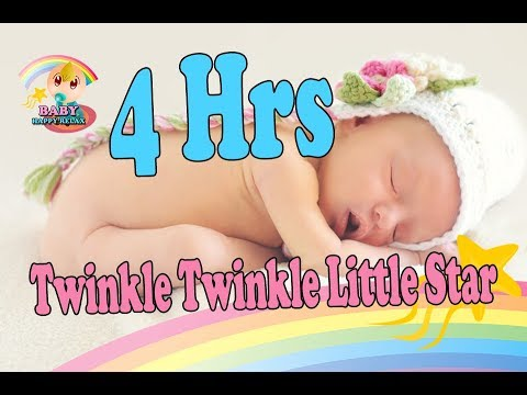 ❤ 4 HOURS ❤ Twinkle Twinkle Little Star (Melody and Instrumental)- ♫ Classical Music for Babies ♫