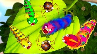 Play And Have Fun With Forest Animals - Kids Funny Play Interact Amazing Animals With Pepi Tree