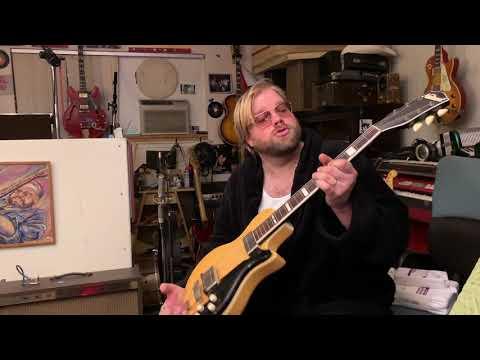 National Amp and Guitar