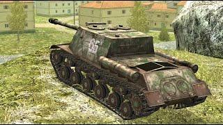 ISU-152 ● WT auf Pz.IV ● 5.8K & 6.5K DMG ● WoTB