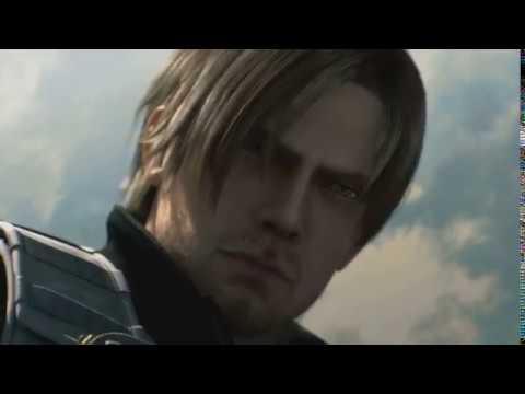 Resident Evil Damnation 2012 Tyrant Scene Part 4 Youtube
