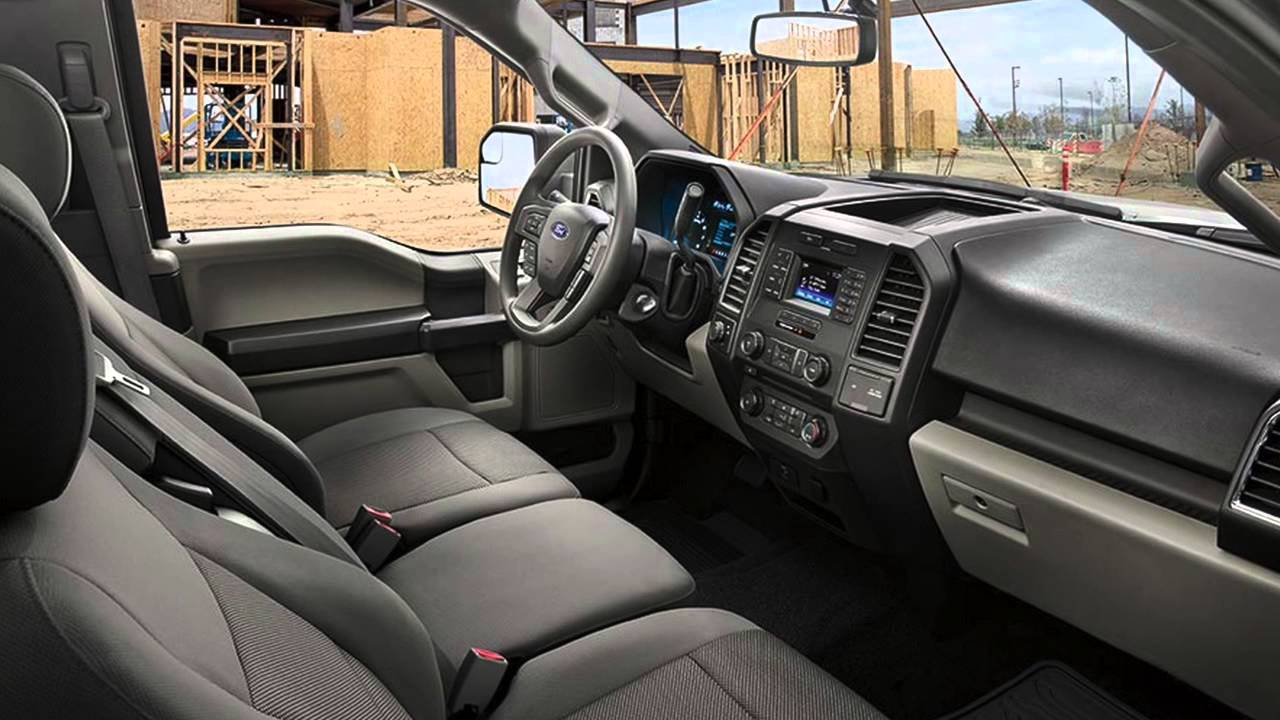 2015 ford f 150 interior bill knight ford in tulsa youtube. Black Bedroom Furniture Sets. Home Design Ideas
