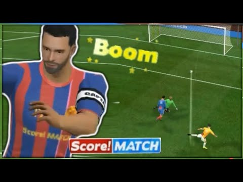 Score Match Gameplay | Quick Win | Epic Two Goals