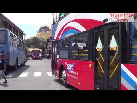 Mauritius News: Revoilà le 'double decker' !