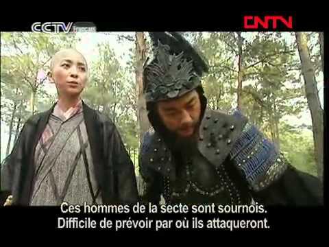 CCTVF - Chine - Fière allure sur Monts et Vaux - 笑傲江湖 - Episode 29