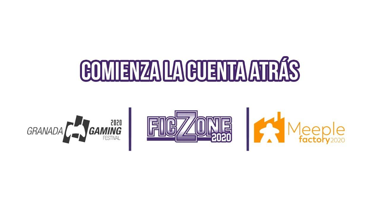 Calendario Ugr 2020.Ficzone Granada Gaming Festival Meeplefactory 28 Y 29 Marzo