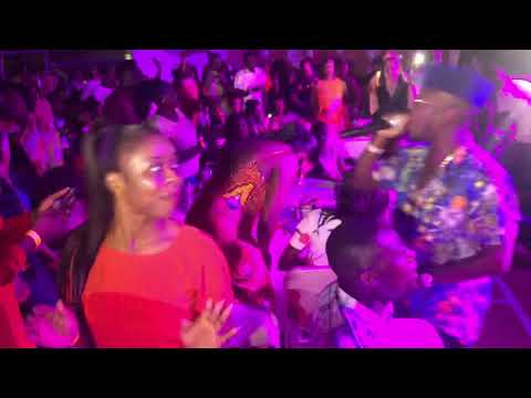 Akwaboah, Adina, Flowking Stone and Wutah Afriyie perform at Shades Of Love