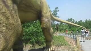Field Station Dinosaurs Argentinosaurus Secaucus NJ