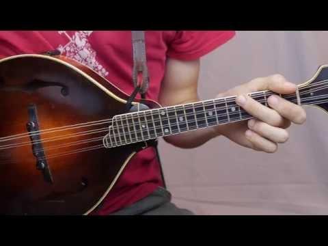 Wayfaring Stranger (With Tabs) - Mandolin Lesson