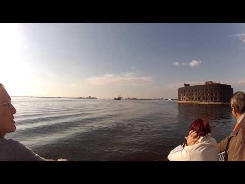 14.09.2013 Russia, Saint Petersburg - Kronstadt boat trip part 2