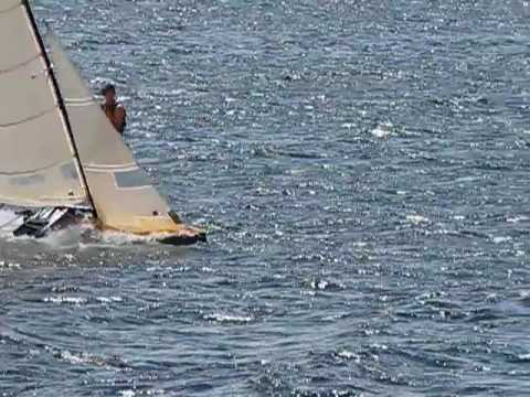 International Canoe; 2009 Round Sugar Island Race