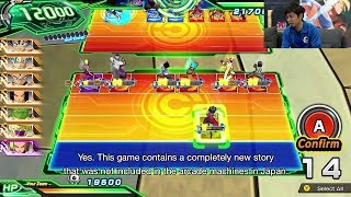 Super Dragonball Heroes World Mission Gameplay