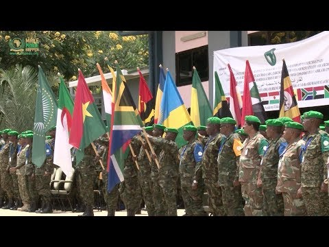 ACIRC Command Post Exercise Utulivu Africa III 2017 (Rwanda, 20th - 31st March 2017)