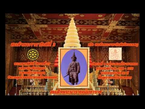 พระมหากษัตริย์ไทย สมัยอยุธยาและธนบุรี