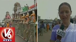 Puri Jagannath Ratha Yatra to be held on 29th of this month
