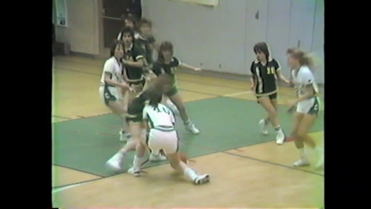 Chazy - ELCS Girls  2-7-87