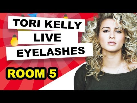 Tori Kelly - Eyelashes LIVE @ Room 5 - June 15, 2012