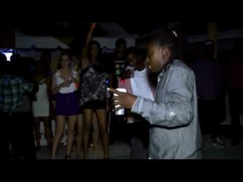 PURE VYBZ ANTIGUA features Illuminate & Kiss Me Girl Music video