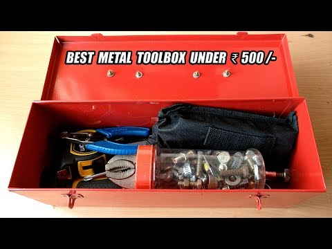 Metal Tool Box 12 inch   Review