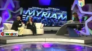 entrevista a myriam hernández en chevere nights part 1