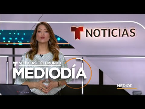 Noticias Telemundo Mediodía, 12 de septiembre 2019 | Noticias Telemundo