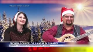 Bucuria colindelor, la NEst TV Channel
