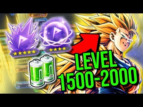 LEVEL CAP NEW MAX! *New* Orb Locations, Training Items, New 498%!   Dragon Ball Legends