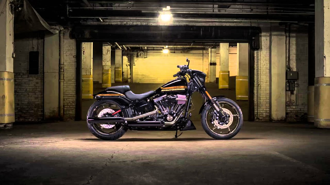 2016 Harley Davidson CVO Pro Street Breakout