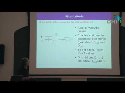 Scour around marine structures. Lecture I by Professor B. Mutlu Sumer, DTU