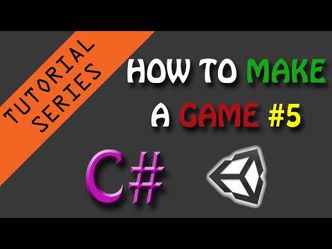 How To Make A Game In Unity® | #5 - Powerups - Point Multipliers, Speed Effectors, and More!
