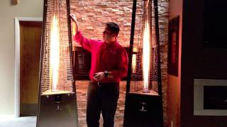 Lava Heat Italia Outdoor Patio Heaters Product Review