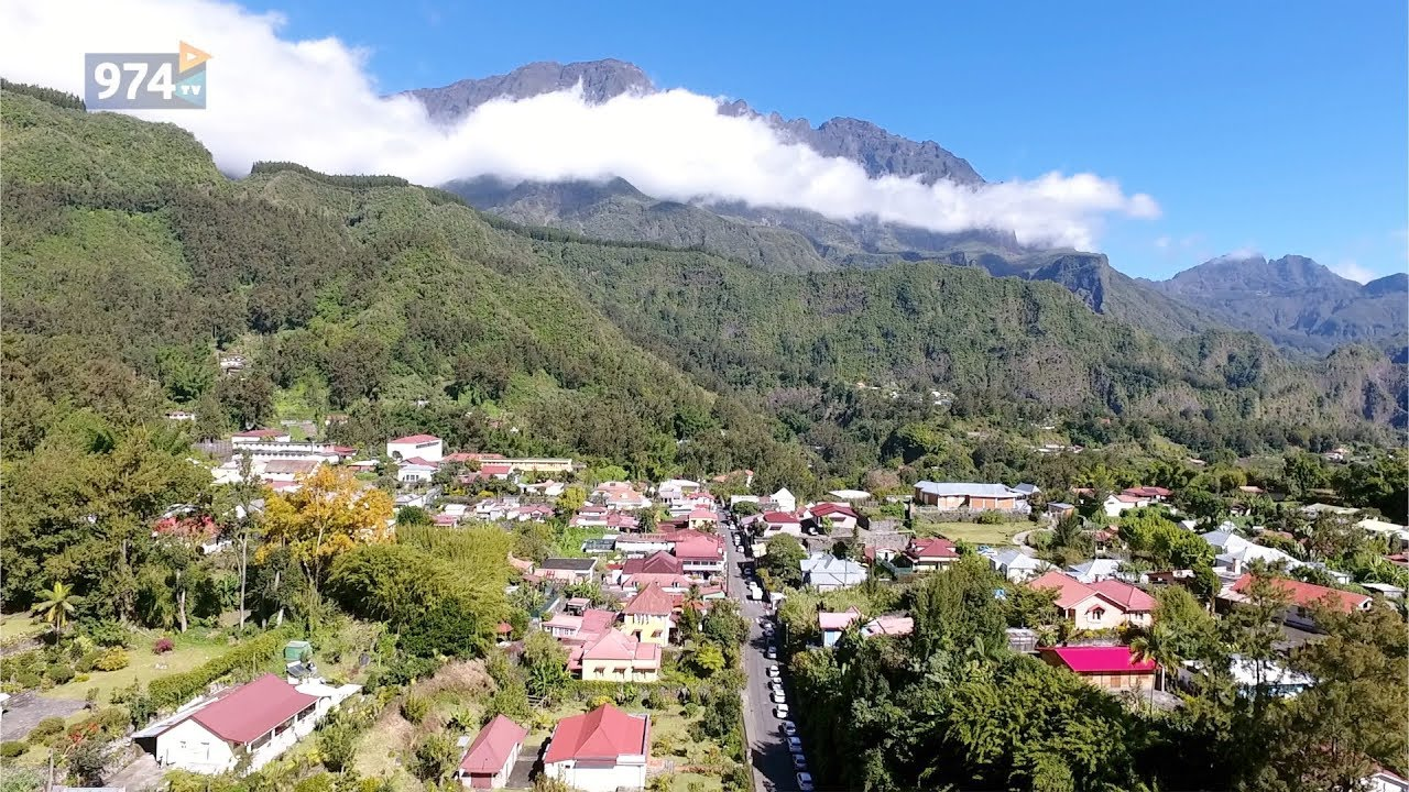 Village de Hellbourg la réunion