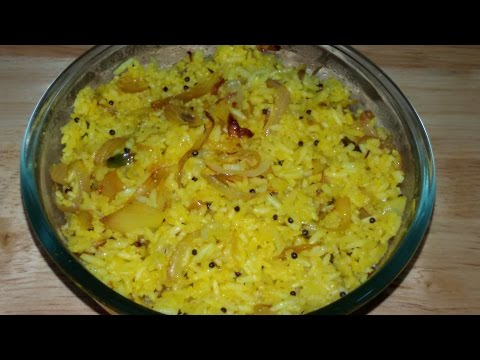 Quick & Easy Onion Rice recipe