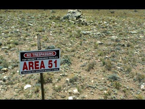 Area 51 Swallows Up Nevada Family Mine