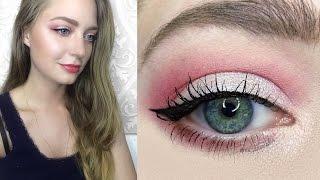 Яркий летний макияж: видео-урок