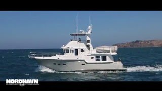 Nordhavn 43 Video Tour