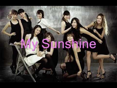 SNSD- Gee (English Version)