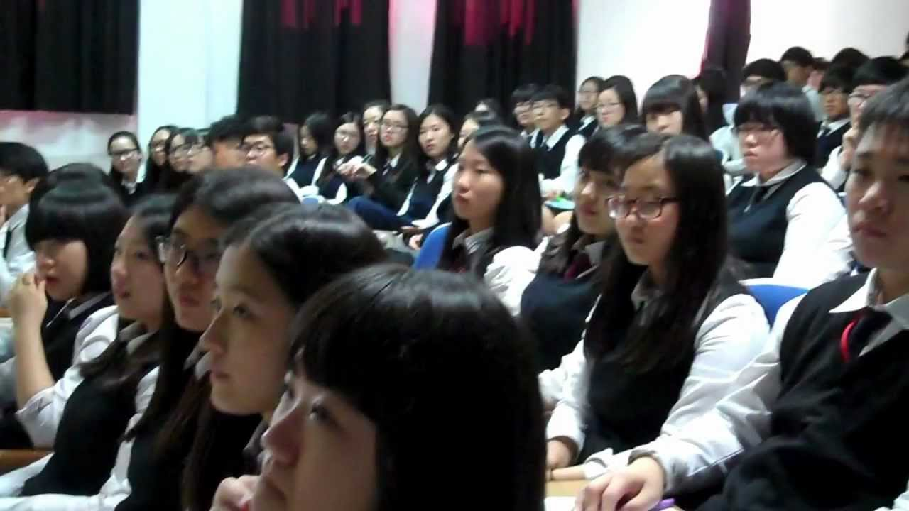 south korean high school discussion youtube