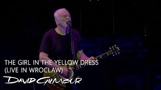 David Gilmour - The Girl In The Yellow Dress (Live in Wroclaw, Poland)