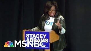 Fmr. DNC Chair: Oprah Transcends Politics, Reaches The Heart | The Beat With Ari Melber | MSNBC