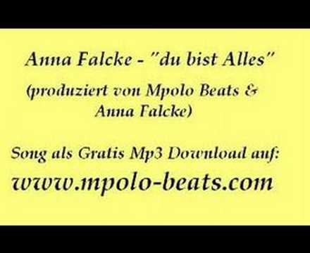 Anna Falcke - Du bist Alles (Beat:Mpolo Beats & An