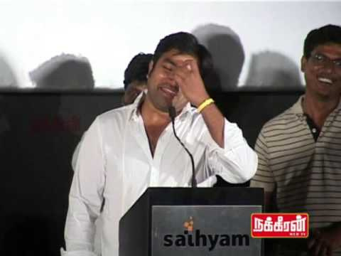 Siva Funny speech about Powerstar @ Ya Ya Audio Launch