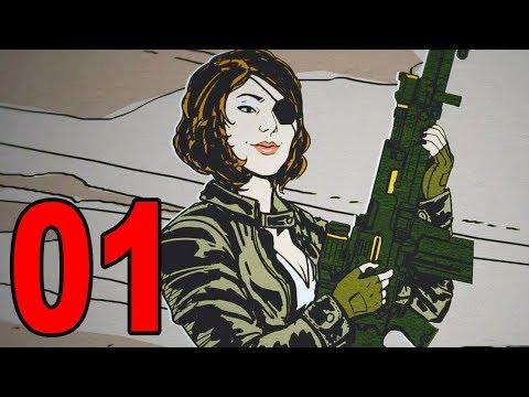Wolfenstein II DLC - Part 1 - The Freedom Chronicles! (Episode 0)