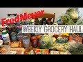 $150 Fred Meyer/Kroger Grocery Haul | Healthy Grocery Haul & Meal Plans | WW Freestyle