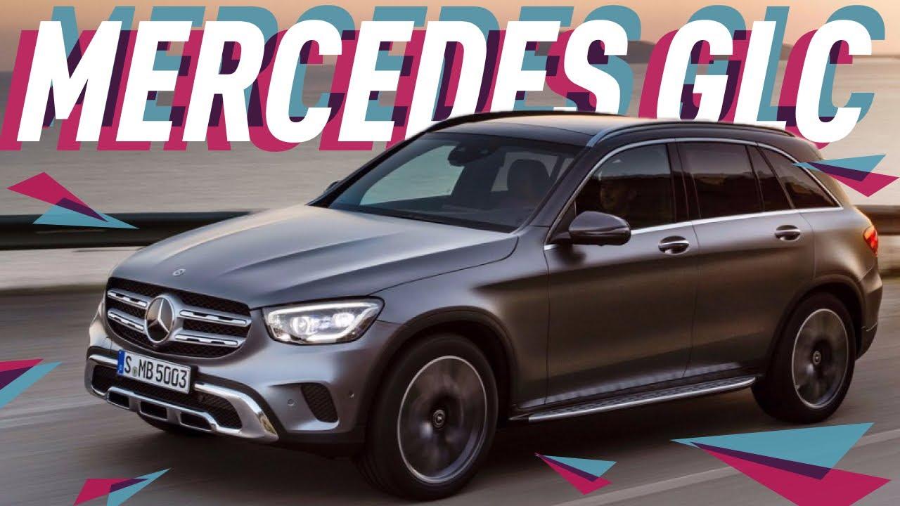 Новый Mercedes-Benz GLC 2019/Дневники Женевского автосалона/Большой Тест Драйв